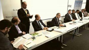 Kafile ve Grup Başkanları Toplantısı